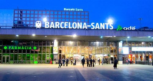 Taxi Barcelona Estación