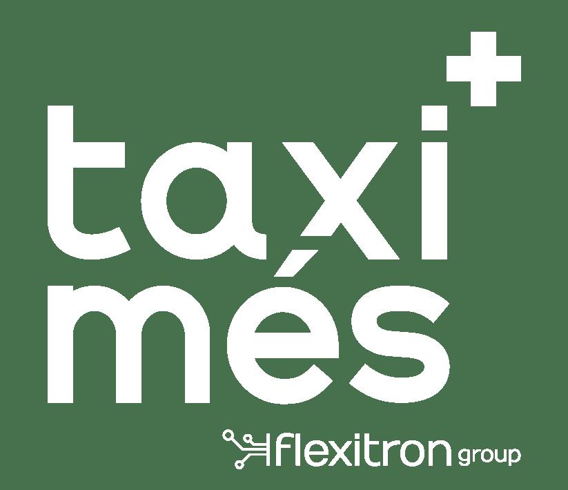 Logo Taximes Blanco